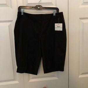 BNWT Rafaella Dress Shorts